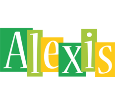 Alexis lemonade logo