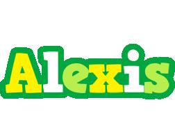 Alexis soccer logo