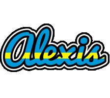 Alexis sweden logo
