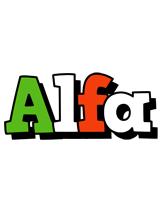 Alfa venezia logo