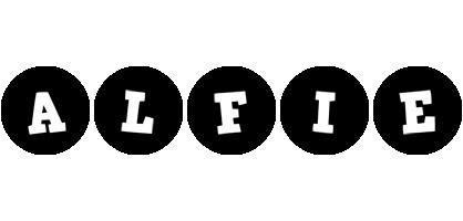 Alfie tools logo