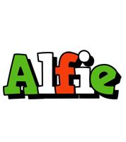 Alfie venezia logo