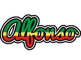 Alfonso african logo