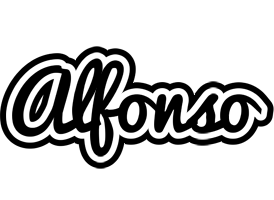 Alfonso chess logo