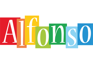 Alfonso colors logo