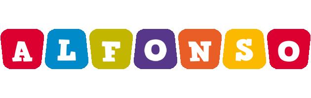 Alfonso daycare logo