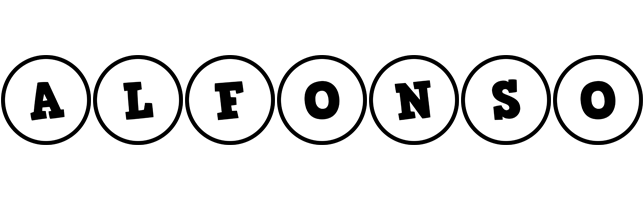 Alfonso handy logo
