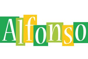 Alfonso lemonade logo