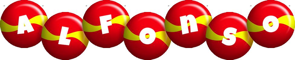 Alfonso spain logo