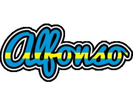 Alfonso sweden logo