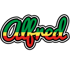 Alfred african logo