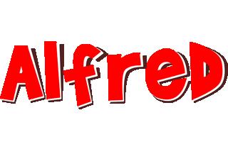 Alfred basket logo