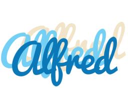 Alfred breeze logo