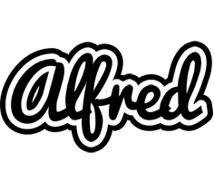 Alfred chess logo