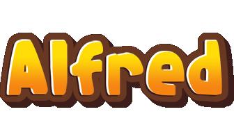 Alfred cookies logo