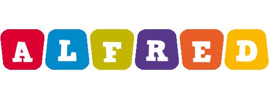 Alfred daycare logo