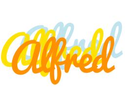 Alfred energy logo