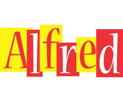 Alfred errors logo