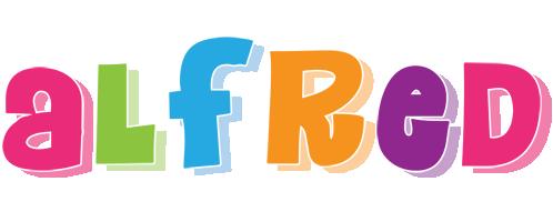 Alfred friday logo