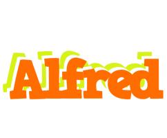 Alfred healthy logo