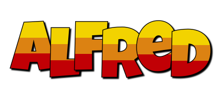 Alfred jungle logo