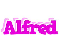 Alfred rumba logo