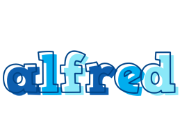 Alfred sailor logo