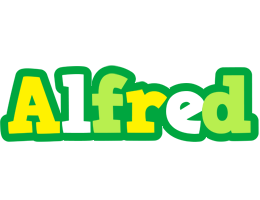 Alfred soccer logo