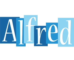 Alfred winter logo