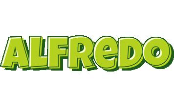 Alfredo summer logo