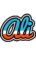 Ali america logo