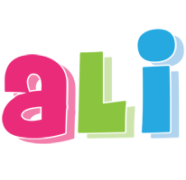 Ali friday logo