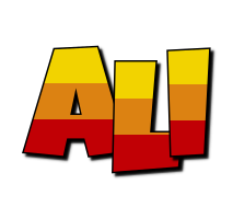 Ali jungle logo