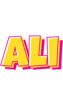 Ali kaboom logo