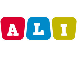Ali kiddo logo