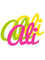 Ali sweets logo