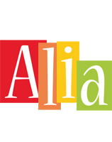 Alia colors logo