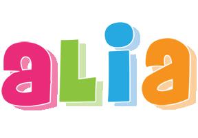 Alia friday logo