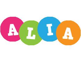 Alia friends logo