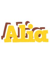Alia hotcup logo