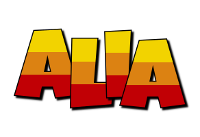 Alia jungle logo