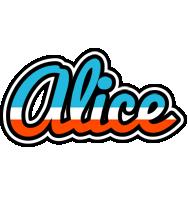 Alice america logo