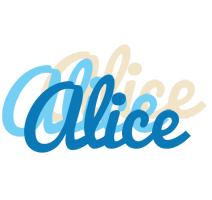 Alice breeze logo