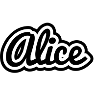 Alice chess logo