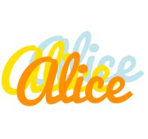 Alice energy logo