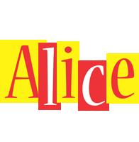 Alice errors logo