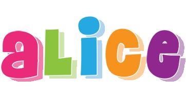 Alice friday logo