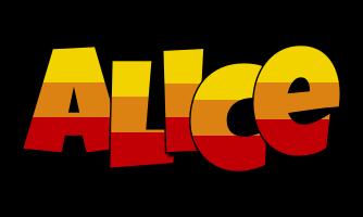 Alice jungle logo