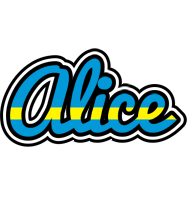 Alice sweden logo