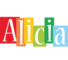 Alicia colors logo